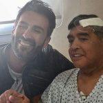 La muerte de Maradona: el médico del Diez ya está en los Tribunales de San Isidro para declarar