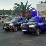 Pilar aumenta los controles de tránsito por las Fiestas con más presencia policial en las calles